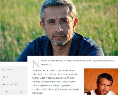 Víctor de Currea- Lugo